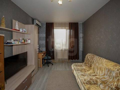 Продажа однокомнатной квартиры на Кругликовской улице, 26 в Краснодаре, Купить квартиру в Краснодаре по недорогой цене, ID объекта - 320268903 - Фото 1