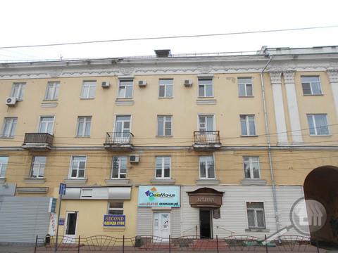 Продается 3-комнатная квартира, ул. Московская/Суворова, Купить квартиру в Пензе по недорогой цене, ID объекта - 322429875 - Фото 1