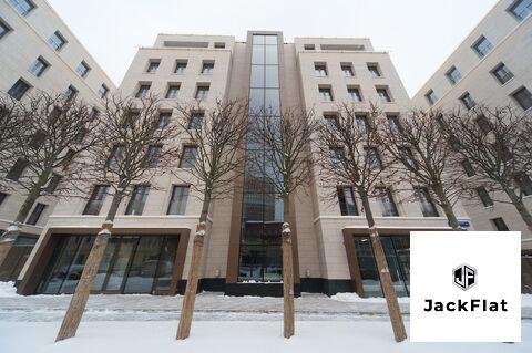 ЖК Полянка/44 - 170 кв.м, трёх или четырёхкомнатная квартира, 2/7 эт. - Фото 1