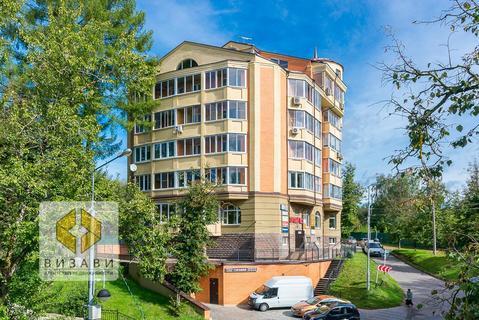 2к квартира 74,1 кв.м, Звенигород, ул. Чехова 1, центр - Фото 3