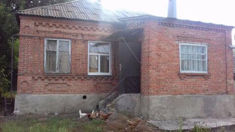 Дом, Родионово-Несветайская, Ворошилова, общая 57.00кв.м. - Фото 3