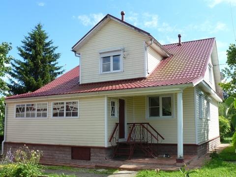 Продаётся усадьба в д. Уношковичи Батецкого р-на - Фото 1