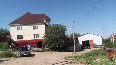 Коттедж + ангар на уч 15 сот в Смоленске - Фото 3