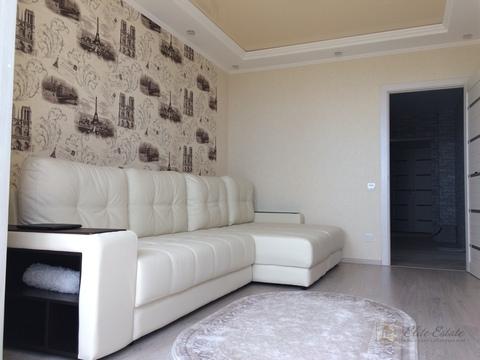 Продаётся видовая 3-х комнатная квартира в Алуште. - Фото 1