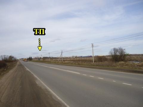 Участок 0,23 га , пром. назначение ( пк Федоровское ) - Фото 4