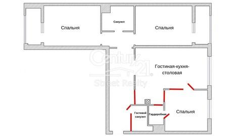 Продажа квартиры, м. Тушинская, Волоколамское ш. - Фото 4