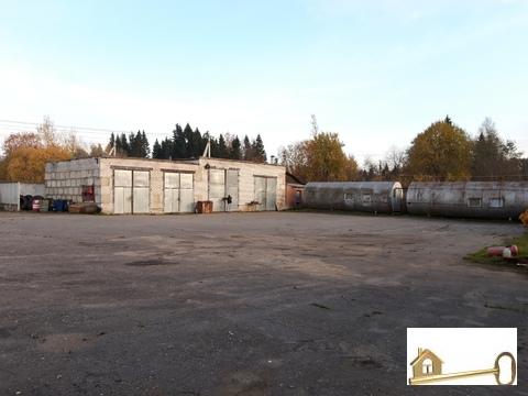 Продажа земельного участка для размещения производственной базы - Фото 4