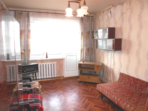 1-комнатная квартира на улице Латышская, 14 - Фото 4
