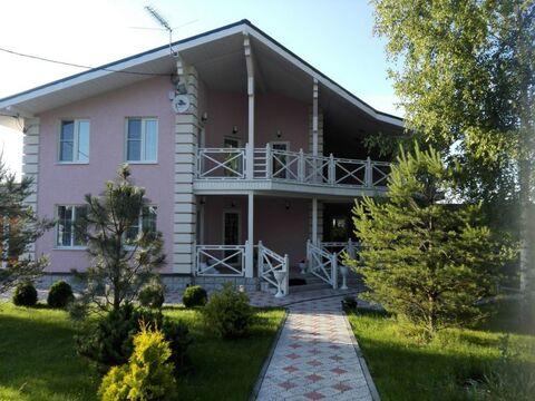 Дом 270 кв.м. и гостевой дом 100 кв.м на 24 сот. земли в Б.Руново - Фото 2