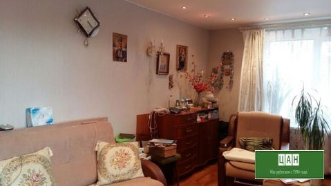 Продажа 2х.к. квартиры на пр.Большевиков, 35, к.3 - Фото 1