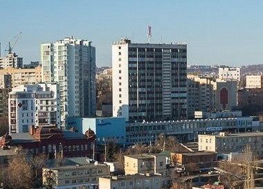 Продажа офиса, весь этаж бизнес-центра 525 кв м, 10 кабинетов - Фото 1