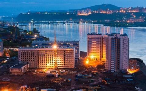 Продажа квартиры, Красноярск, Улица Ярыгинская набережная - Фото 1