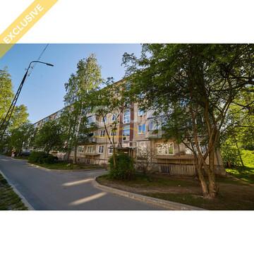 Продажа 3-к квартиры на 5/5 этаже на ул. Жуковского, д. 14 - Фото 2
