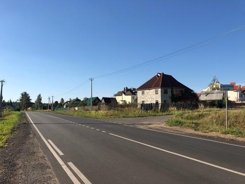 Участок 16 соток близ д. Трубино, Щелковский район - Фото 1