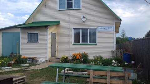 Продажа дома, 150 м2, д Гнусино, Анкушинская, д. 22 - Фото 1