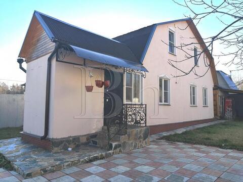 Уютный двухэтажный дом 111м2 на участке 8 сот. в пос. Мещерино 15 км . - Фото 1