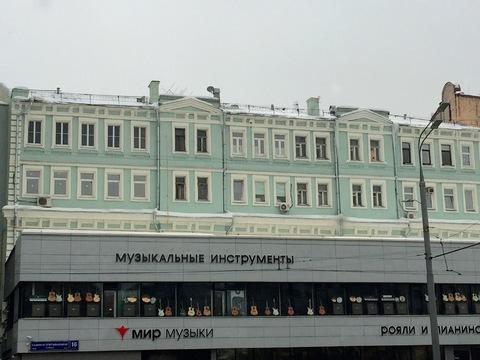 1 к. кв. м. Маяковская, ул.Садовая-Триумфальная, д. 16 к. 1 - Фото 1