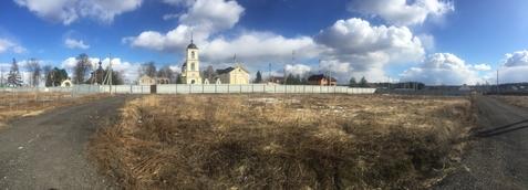Участок Ногинский р-н, Воскресенское с - Фото 1