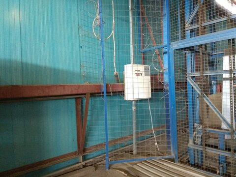 Теплый склад 550 м2 с 2 пандусами и офисом в Машково в 11 км от МКАД - Фото 5