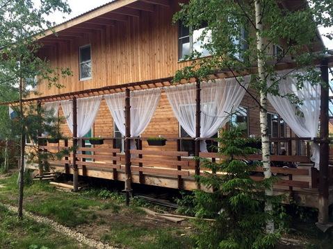 Дом под ключ в жилом СНТ, окруженном со всех сторон девственным лесом - Фото 3