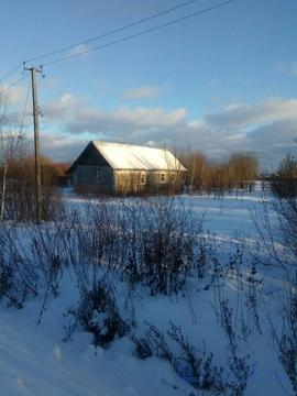 Продам дом в жилой деревне - Фото 1