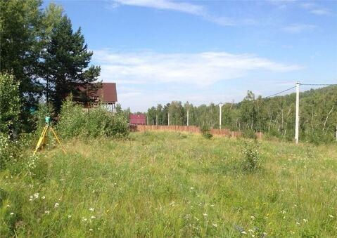 Продажа участка, Смоленщина, Иркутский район - Фото 3