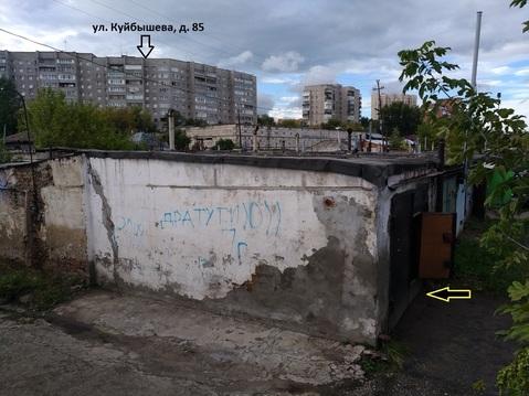 Гараж на Куйбышева - Фото 4