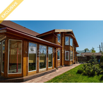 Продажа дома 290 м кв. на участке 10 соток на ул. Короленко, д. 7 - Фото 1