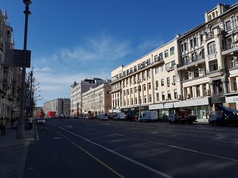 652,3кв.м, ул.Тверская, д.12, стр.2 (бывшая гостиница Шевальдышева) - Фото 4