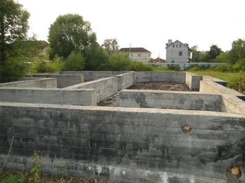 Переславль-Залесский Участок 15 соток с фундаментом под коттедж - Фото 2