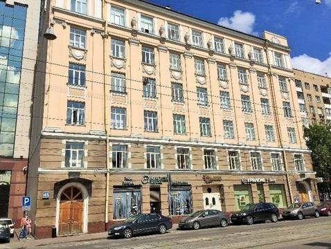 Офис по адресу ул.Лесная, д.43 - Фото 1
