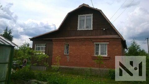 Продается кирпичный дом в садоводстве Строитель, массив Пупышево - Фото 2