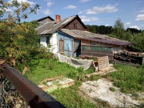 Выделенная часть дома с пропиской - Фото 1