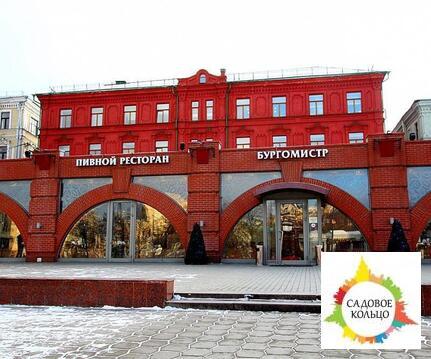 Предлагается офисное здание 1371 кв.м: подвал и 4 этажа и мансарда. - Фото 1