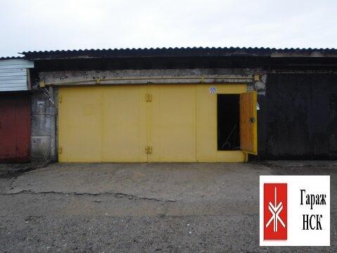 Продам капитальный гараж Авангард 2-5 56 и 57. Академгородок - Фото 1