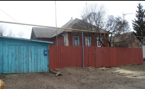 Продам дом томаровка - Фото 1