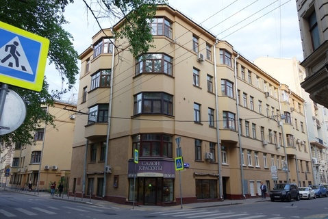 Продаю 3-х комнатная квартира, м. Чистые пруды, ул. Чаплыгина, д.1/12 - Фото 1