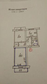 Продам 2-к.кв. , п .г.т. Гвардейское Гарнизон ул. Острякова 3/3 этажа, - Фото 5