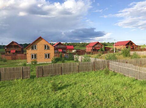 Деревяный загородный дом из бруса - Фото 5