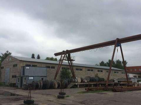 Производственно-складская база 3750 м2 в Домодедово, ул.Станционная - Фото 4