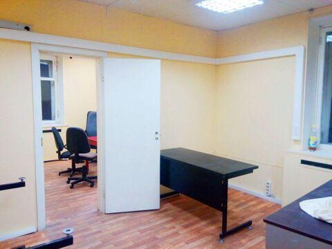 Сдам в аренду офис 30 кв.м.( 2 комнаты) в р-не м.Преображенская пл. - Фото 4