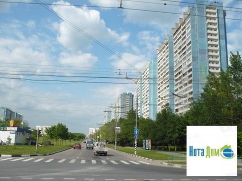 Продаётся 2-комнатная квартира по адресу Ясногорская 21к2 - Фото 1