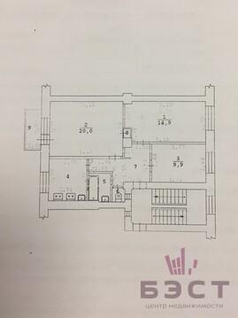 Комнаты, ул. Ильича, д.17 - Фото 1