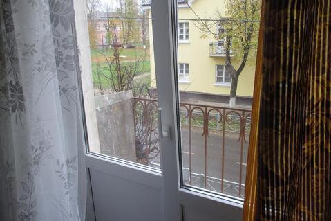 Комната с балконом в центре города,15 м,2-ой этаж - Фото 1