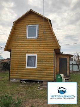 Дача с коммуникациями рядом с поселком Борисово и рекой - Фото 5