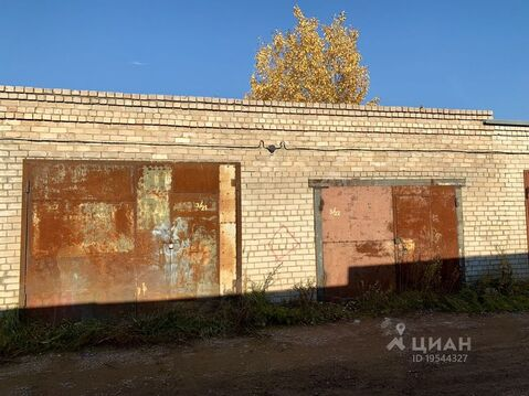 Продажа гаража, Киришский район - Фото 1