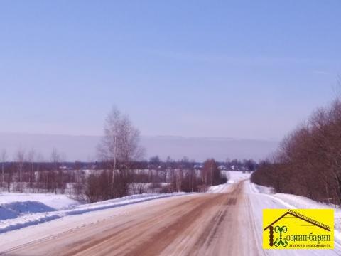 Продам Участок В Д. Симанково - Фото 3