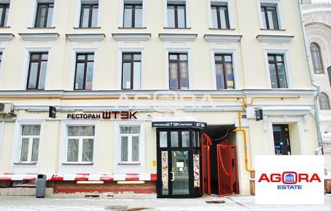 Продажа торгового помещения, м. Тургеневская, Рождественский б-р. - Фото 2