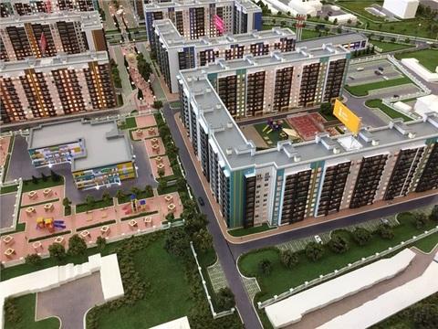 1-комнатная квартира, в ЖК аrt city по ул. Николая Ершова - Фото 1
