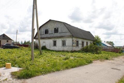 Здание бывшей столовой в центре пос. Андреевское - Фото 1